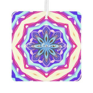 blue purple mandala Thunder_Cove