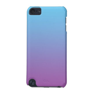 Blue & Purple Ombre iPod Touch 5G Covers