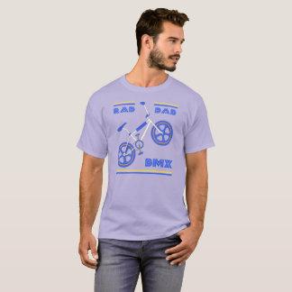 Blue Rad Dad BMX T-Shirt