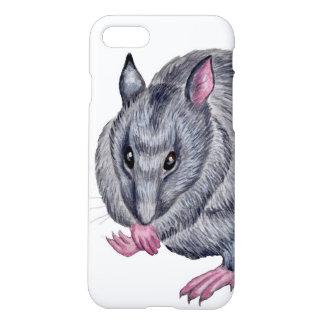blue rat grooming, iPhone 7 case