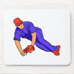 blue red baseball