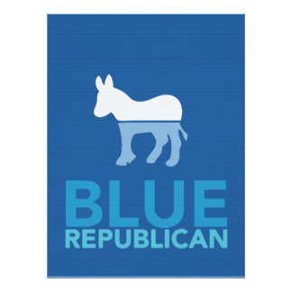 Blue Republican Just For A Year Ron Paul 2012 Art Photo