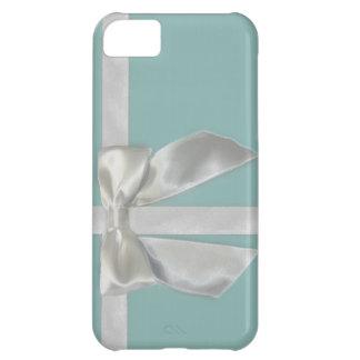 Blue Ribbon Iphone4 Iphone Case & ID holder