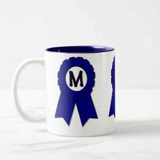 Blue Ribbon Mom Mug
