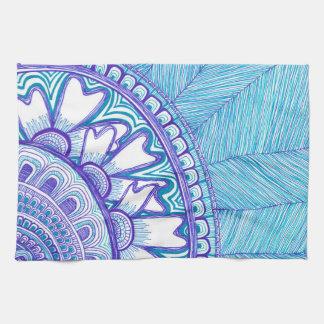 Blue Ribbon Winner Tea Towel