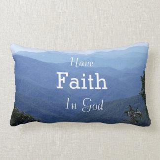 Blue Ridge Mountain Pillow - Robin Ayscue