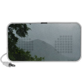 Blue Ridge Mountains Fog 2 iPhone Speakers
