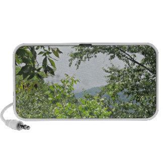 Blue Ridge Mountains iPhone Speakers
