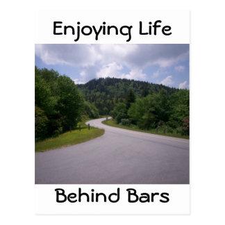Blue Ridge Parkway Turns Postcard