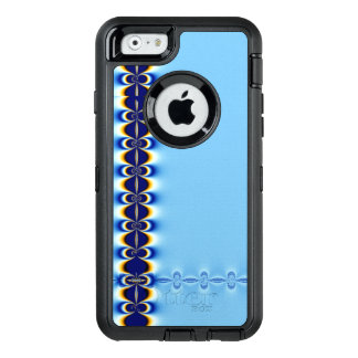Blue Ripple OtterBox Defender iPhone Case