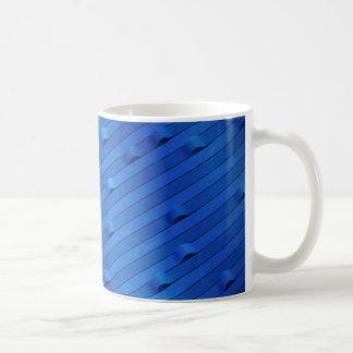 Blue River Basic White Mug