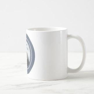 Blue River Weims logo Basic White Mug
