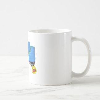 Blue Roller Skates Mug
