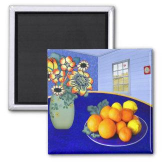 Blue Room # 1 magnet