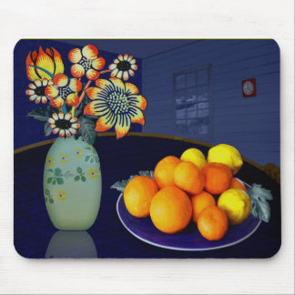 'Blue Room #2' Product Range Mouse Pad