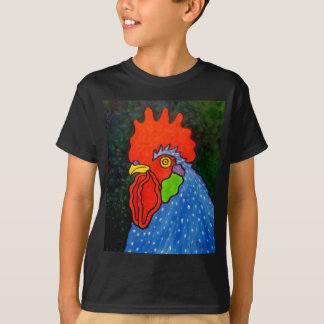 Blue Rooster 14 T-Shirt