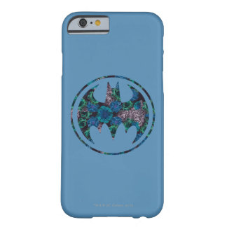 Blue Rose Bat Signal Barely There iPhone 6 Case