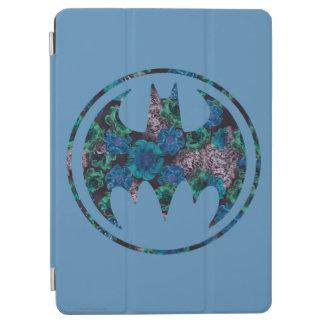 Blue Rose Bat Signal iPad Air Cover