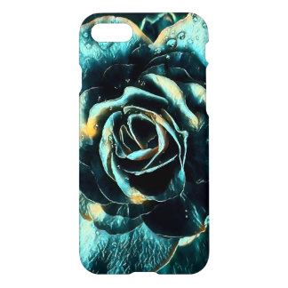 Blue Rose Design iPhone 8/7 Case