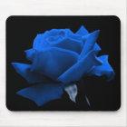 Blue Rose Mouse Mat