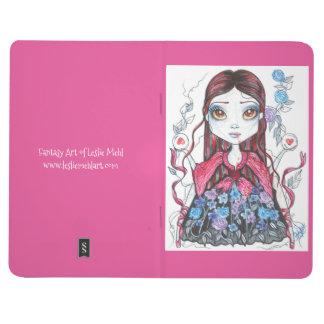 Blue Rose Oracle Fantasy Art Journal
