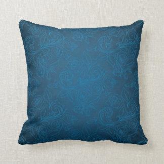 Blue Rose Pillow Cushions