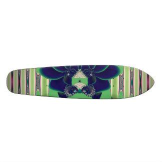 Blue Rose Skateboard