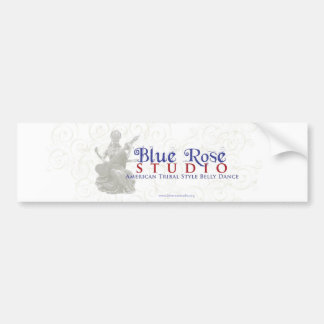 Blue Rose Studio Goods Bumper Sticker