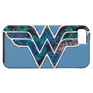 Blue Rose WW Tough iPhone 5 Case