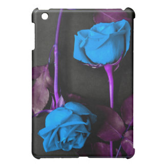 Blue Roses iPad Case