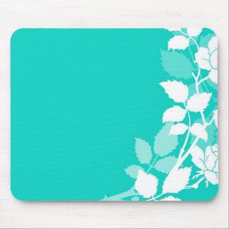 Blue Roses Mousepad