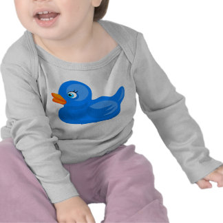Blue Rubber Duck Tees