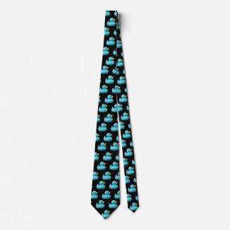 Blue Rubber Ducks by storeman Tie