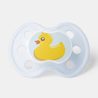 Blue Rubber Ducky 0-6 months BooginHead® Pacifier