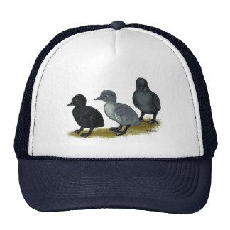 Blue Runner Ducklings Cap