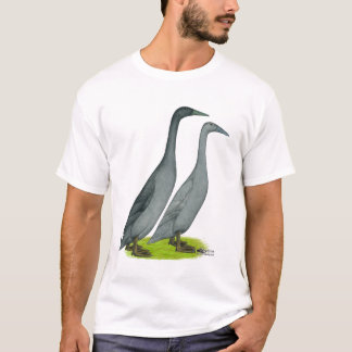 Blue Runner Ducks T-Shirt