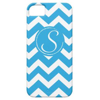 """Blue """"S"""" Monogram phone case"""