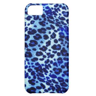 Blue safari Art iPhone 5C Case