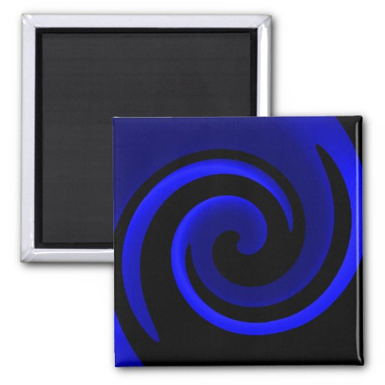 Blue Sapphire Magnet