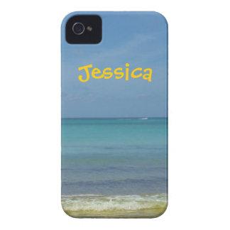 Blue Sea iPhone 4 - Name Case