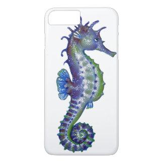 Blue Seahorse Magic iPhone 8 Plus/7 Plus Case
