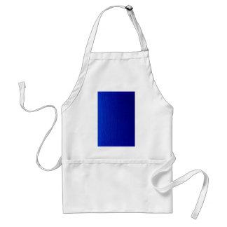 Blue Shaded Stripes Standard Apron