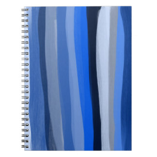 Blue Shades Notebook
