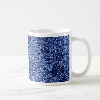 Blue Shag Mug