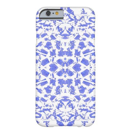 Blue Shapes iPhone 6/6s Case