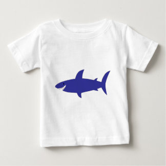 Blue Shark Baby T-Shirt