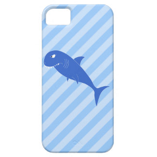 Blue Shark. iPhone 5 Covers
