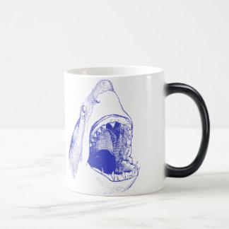 Blue Shark Mug