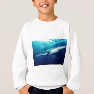 Blue Shark Sweatshirt