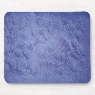 Blue Shells Mouse Mat